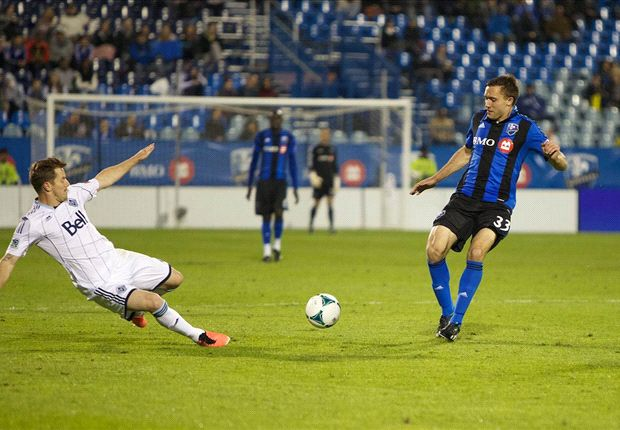 Whitecaps defender Harvey relishes starting spot