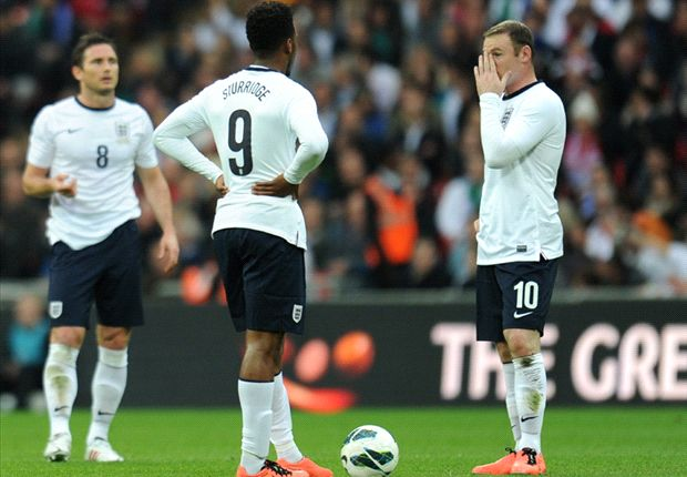 England drop to 15th in Fifa rankings