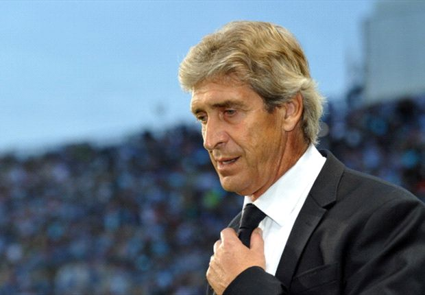 Manuel Pellegrini is set to become Manchester City manager