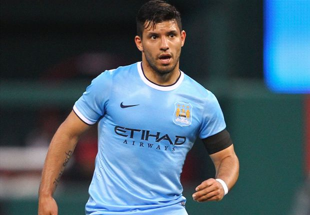Aguero out of Argentina squad for Italy friendly