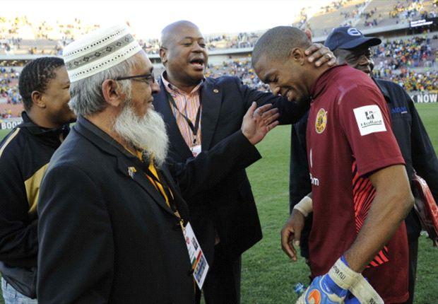 Kaizer Chiefs football manager Bobby Motaung