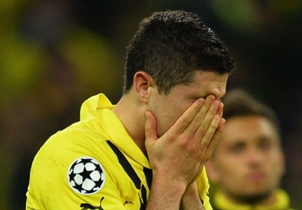 Lewandowski resigned to Dortmund stay