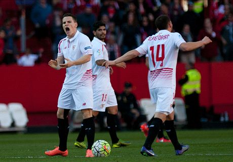 LIVE: Sevilla v Basel