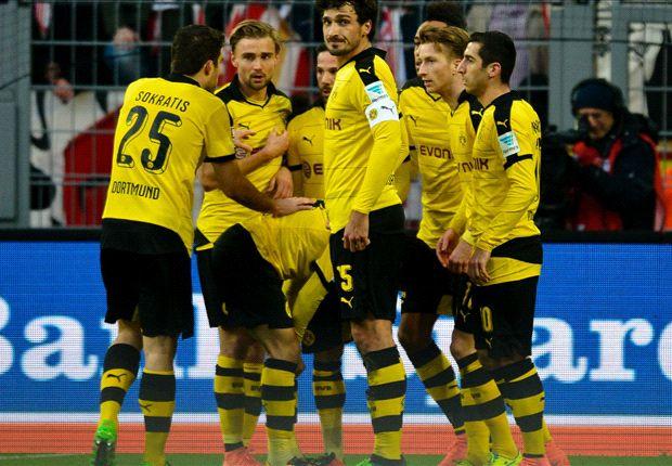 Borussia Dortmund 2-0 Mainz: Tuchel's troops hot on Bayern's heels