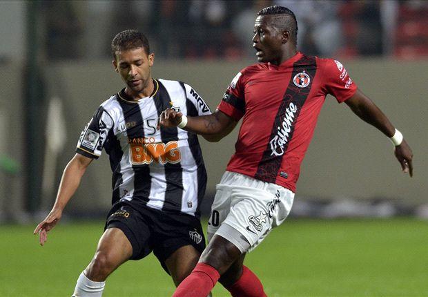 Copa Libertadores: Atlético Mineiro 1-1 Xolos | Riascos falla un penal decisivo y deja a Tijuana a un paso de semifinales