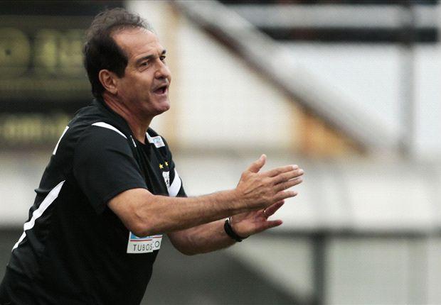 Ramalho ganó con Santos la Copa Libertadores de 2011