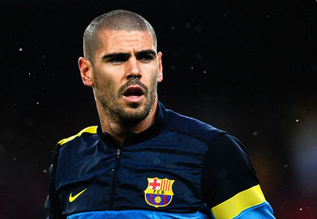 Valdes has backed Reina to be his Barca successor