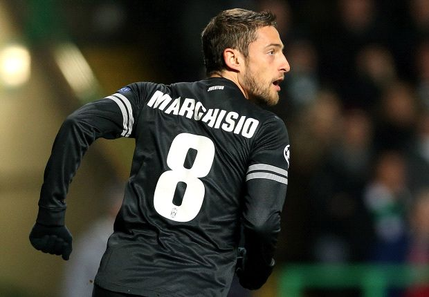 Marchisio, idolo della tifoserie bianconera, rischia di lasciare Torino