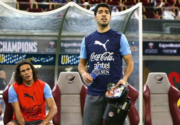 Suarez worth as much as Cavani, says Rodgers