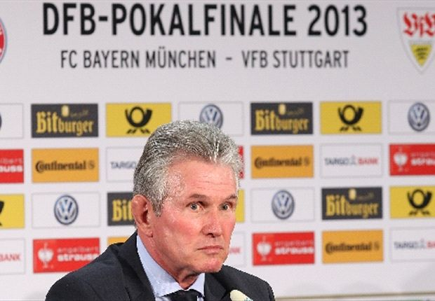 Jupp Heynckes, amtierender Champions-League-Sieger