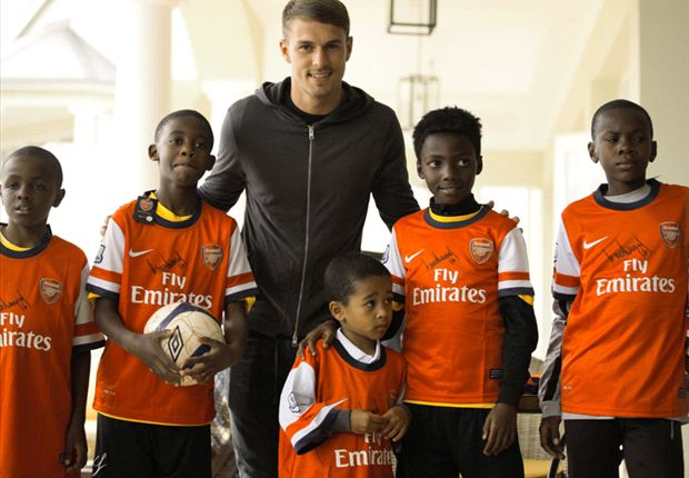 "Aaron Ramsey calls for ""quality signings"""