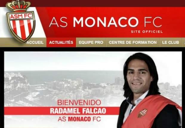 L'arrivée de Falcao en Ligue 1, symbole de la rébellion contre le PSG