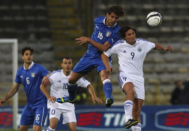 Italy 4-0 San Marino: Pirlo pearler the highlight of facile win for Azzurri