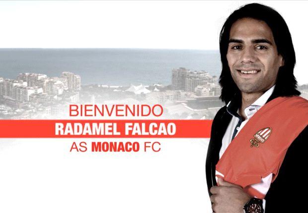 Falcao wechselt für fünf Jahre zum AS Monaco