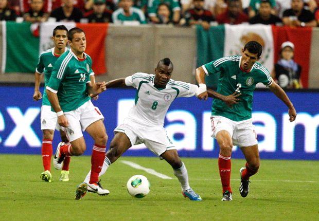International Friendly Preview: Mexico - Nigeria