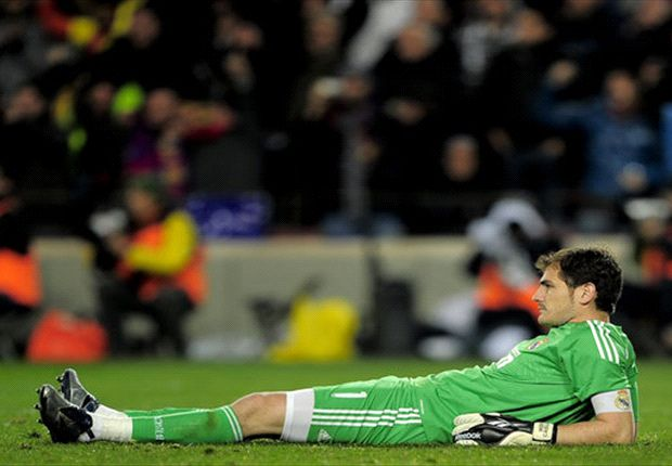 Del Bosque is surprised by Casillas's struggles at Real Madrid