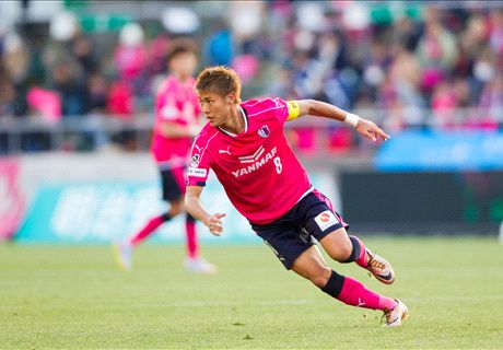 Cerezo reach J2 League summit