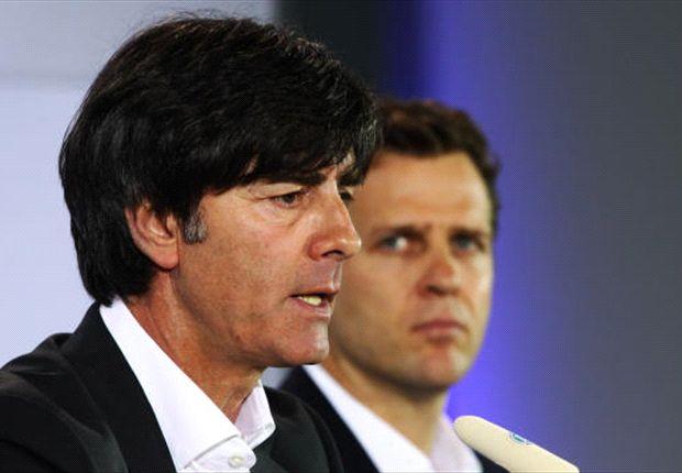 Oliver Bierhoff Siap Perpanjang Kontrak Joachim Low