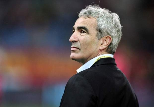 Domenech To Stay With France