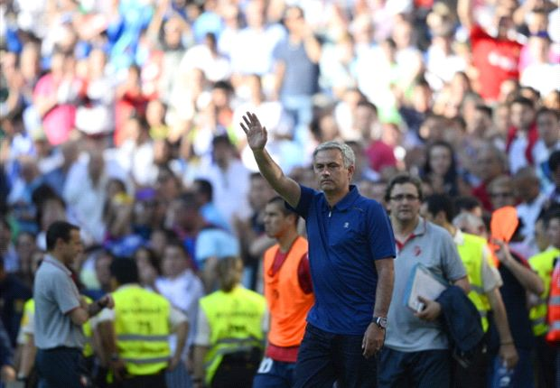 La Liga loses some shine as Mourinho, Falcao and Abidal bid fond farewells