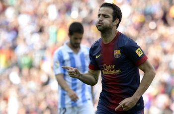 Fabregas: No Barcelona revolution needed