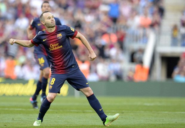 Iniesta thinks Neymar and Messi will complement each other