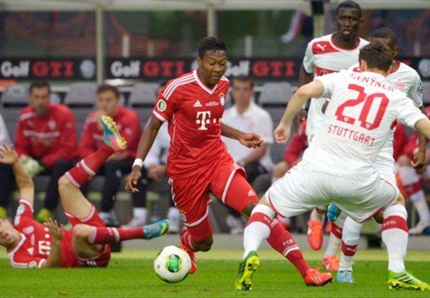 Positive Alaba praises Guardiola
