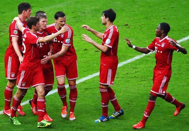 Bayern Munich Wujudkan Treble Winners