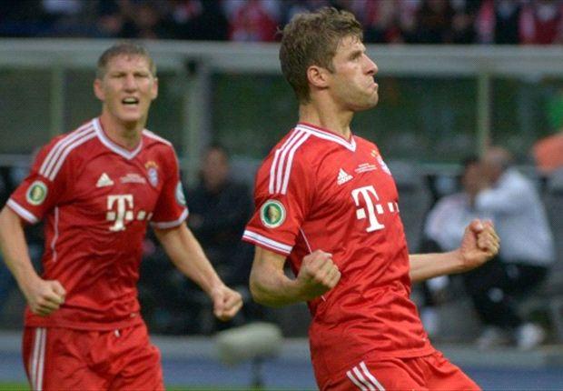 Müller acht zichzelf niet zo goed als Lionel Messi