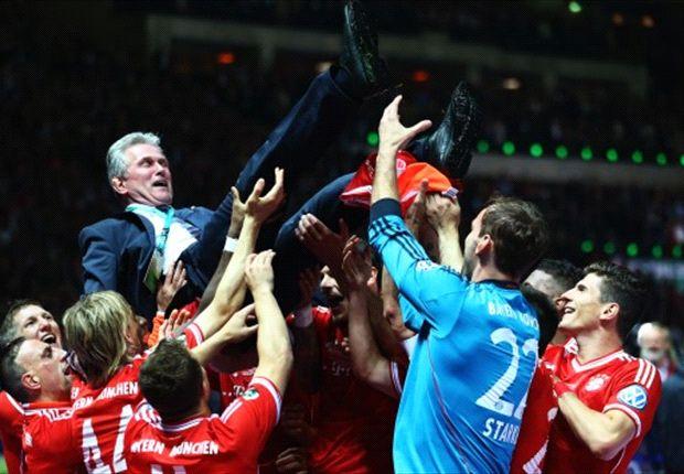 El ex DT del Bayern, Jupp Heynckes, tuvo palabras de admiración para con Pep Guardiola.