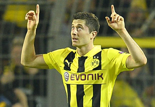 Lewandowski is world class, says Reus