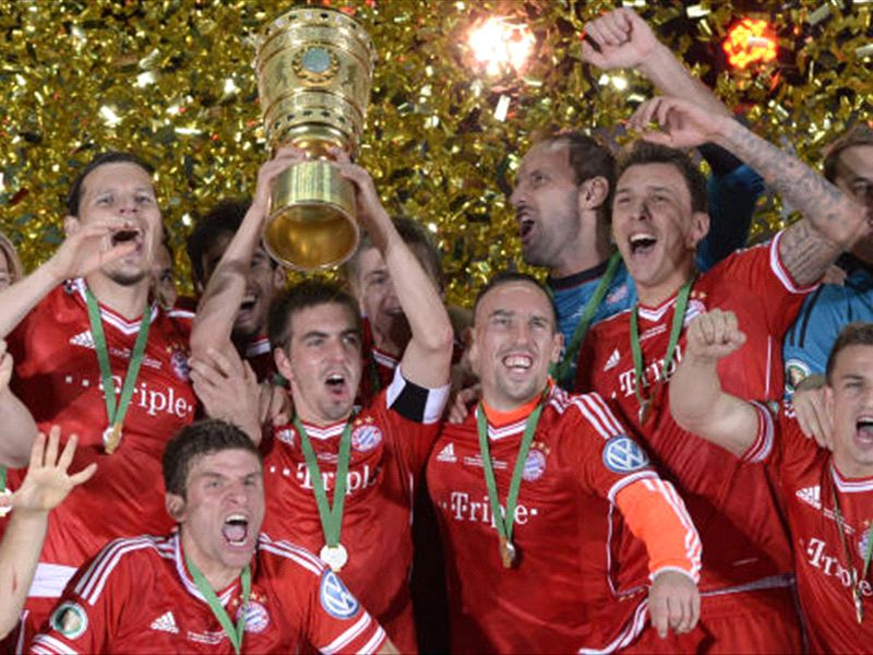 Bayern and Brazil dominate the new