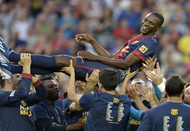 Eric Abidal insists he still had plenty to offer Barcelona