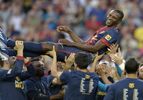 I won't return to Barca - Abidal