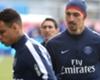 Van der Wiel se marcha de la celebración tras una discusión con Ibrahimovic