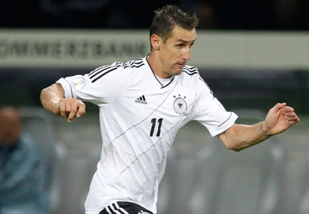 Miroslav Klose imponiert mal wieder durch Demut