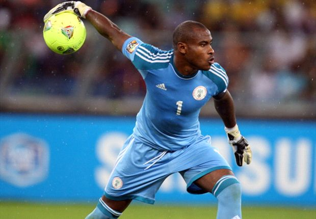 Enyeama: Comparing me with Buffon is unnecessary