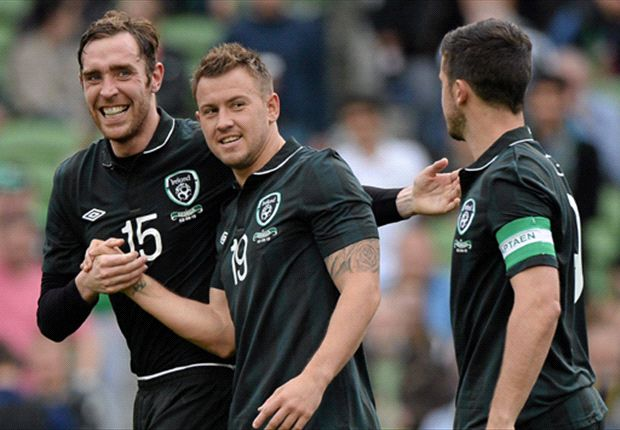 'It's healthy to have competition for places' - Ireland defender Richard Keogh