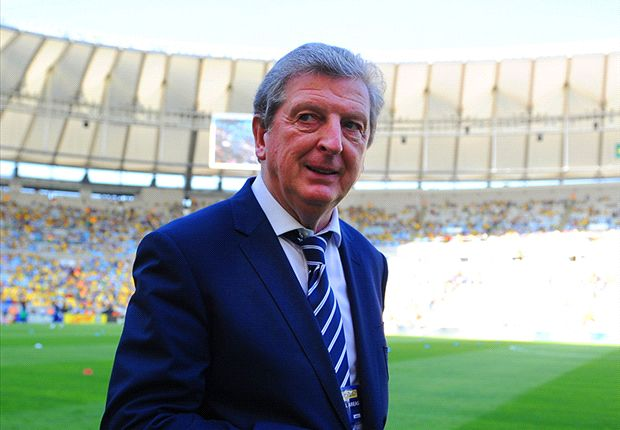 Hodgson admits he is anxious over securing England's place in Brazil