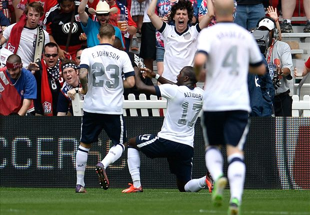 USA 4-3 Germany: Altidore snaps drought as Klinsmann's USA tops Germany