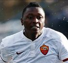 SADIQ: Arsenal keen on Roma starlet