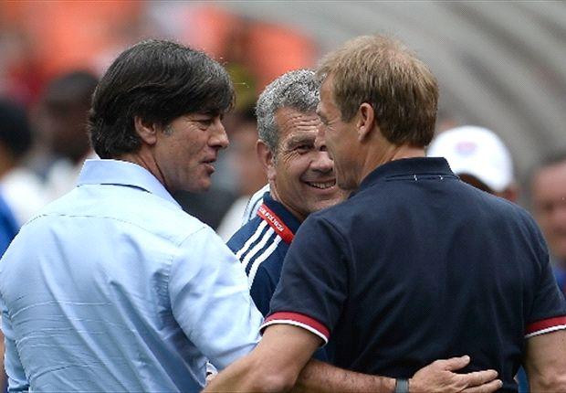 Treffen Löw und Klinsmann in Brasilien aufeinander?