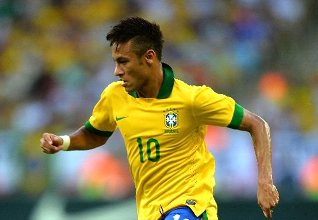 Neymar won't be Barcelona's No.10 and he shouldn't be Brazil's