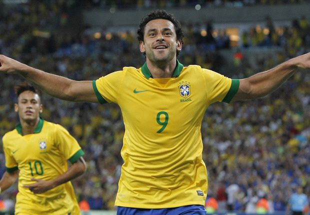 Fred is confident ahead of Brazil's World Cup campaign