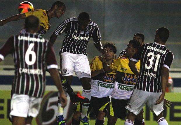 Fluminense will nach zwei sieglosen Spielen drei Punkte einfahren