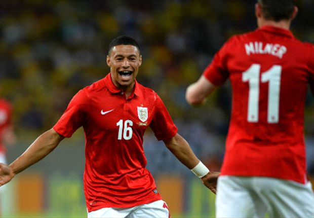 Oxlade-Chamberlain targeting improvement