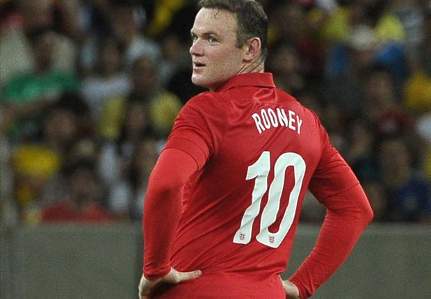 Rooney has yet to settle his future at Manchester United.