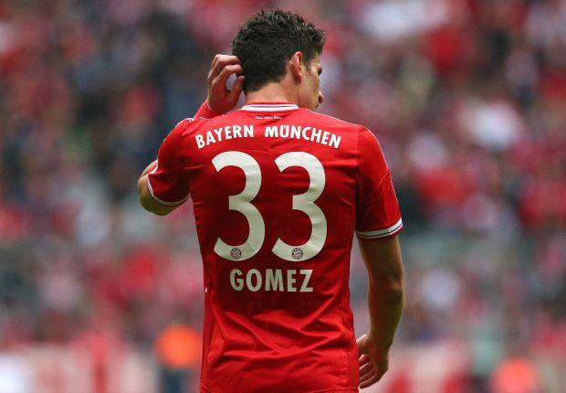 Gomez, 113 reti in quattro stagioni bavaresi
