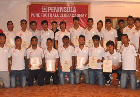 FCPC takeover Pune FC academy