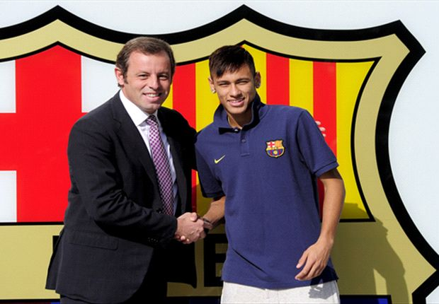 Neymar transfer partly behind Rosell resignation, admits Barcelona director